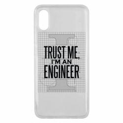 Чохол для Xiaomi Mi8 Pro Довірся мені я інженер