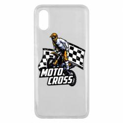 Чехол для Xiaomi Mi8 Pro Motocross