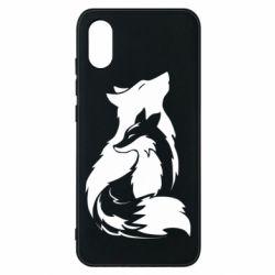 Чехол для Xiaomi Mi8 Pro Wolf And Fox