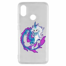 Чохол для Xiaomi Mi8 Sisu Dragon Art