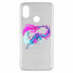 Чохол для Xiaomi Mi8 Sisu Water Dragon