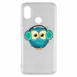 Чехол для Xiaomi Mi8 Winter owl