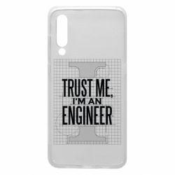 Чохол для Xiaomi Mi9 Довірся мені я інженер