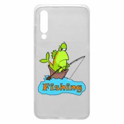 Чехол для Xiaomi Mi9 Fish Fishing