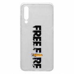 Чехол для Xiaomi Mi9 Free Fire spray