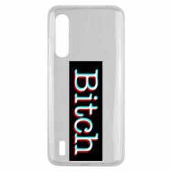 Чехол для Xiaomi Mi9 Lite Bitch glitch