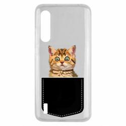Чехол для Xiaomi Mi9 Lite Cat in your pocket