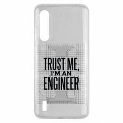 Чохол для Xiaomi Mi9 Lite Довірся мені я інженер