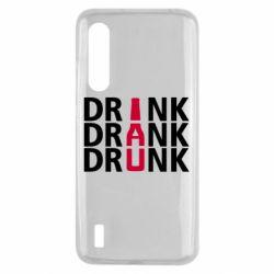 Чехол для Xiaomi Mi9 Lite Drink Drank Drunk