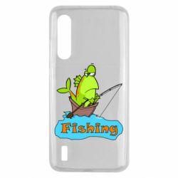 Чехол для Xiaomi Mi9 Lite Fish Fishing
