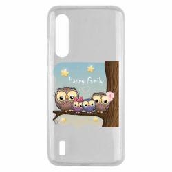 Чехол для Xiaomi Mi9 Lite Happy family
