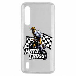 Чехол для Xiaomi Mi9 Lite Motocross