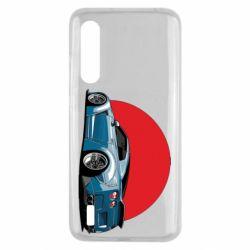 Чехол для Xiaomi Mi9 Lite Nissan GR-R Japan