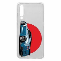 Чехол для Xiaomi Mi9 Nissan GR-R Japan