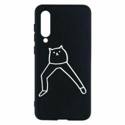 Чохол для Xiaomi Mi9 SE Cat in pants