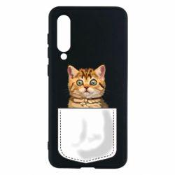 Чехол для Xiaomi Mi9 SE Cat in your pocket