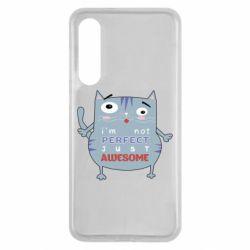 Чехол для Xiaomi Mi9 SE Cute cat and text