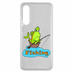 Чехол для Xiaomi Mi9 SE Fish Fishing