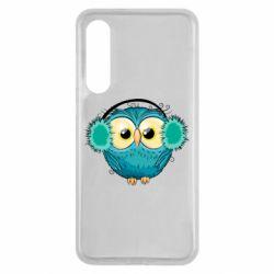 Чехол для Xiaomi Mi9 SE Winter owl