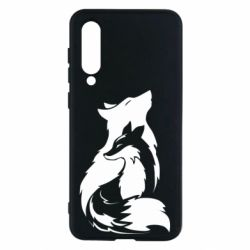 Чехол для Xiaomi Mi9 SE Wolf And Fox