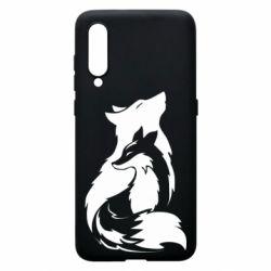 Чехол для Xiaomi Mi9 Wolf And Fox