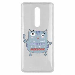 Чехол для Xiaomi Mi9T Cute cat and text