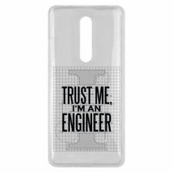 Чохол для Xiaomi Mi9T Довірся мені я інженер