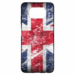 Чехол для Xiaomi Poco X3 Англия