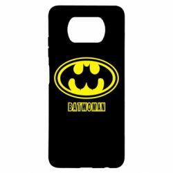 Чохол для Xiaomi Poco X3 Batwoman