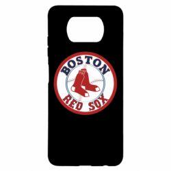 Чохол для Xiaomi Poco X3 Boston Red Sox