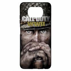 Чехол для Xiaomi Poco X3 Call of Duty WWII