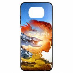 Чехол для Xiaomi Poco X3 Horizon Zero Dawn art