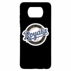 Чохол для Xiaomi Poco X3 Kansas City Royals