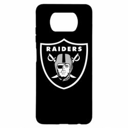 Чохол для Xiaomi Poco X3 Oakland Raiders