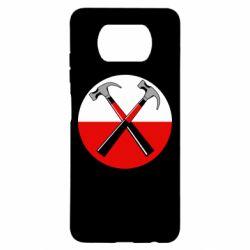 Чохол для Xiaomi Poco X3 Pink Floyd Main Logo