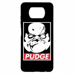 Чехол для Xiaomi Poco X3 Pudge Obey