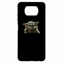 Чехол для Xiaomi Poco X3 Star Wars Yoda beby