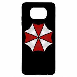 Чохол для Xiaomi Poco X3 Umbrella Corp Logo