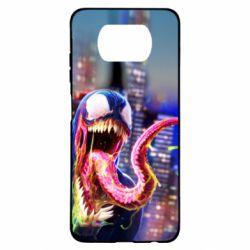 Чехол для Xiaomi Poco X3 Venom slime