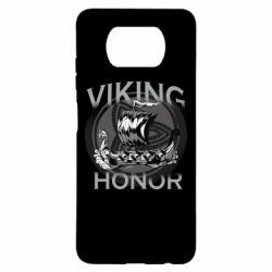 Чехол для Xiaomi Poco X3 Viking honor