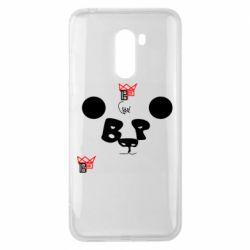 Чохол для Xiaomi Pocophone F1 Panda BP