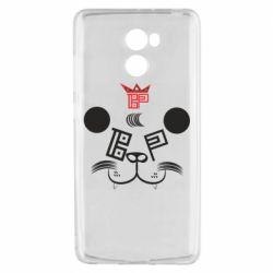 Чехол для Xiaomi Redmi 4 BEAR PANDA BP VERSION 2