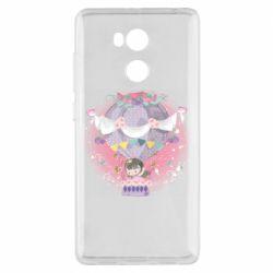 Чехол для Xiaomi Redmi 4 Pro/Prime Принцесса на воздушном шаре