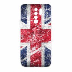 Чехол для Xiaomi Redmi 9 Англия