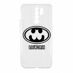 Чохол для Xiaomi Redmi 9 Batwoman