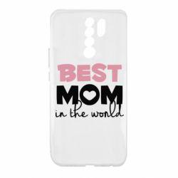 Чехол для Xiaomi Redmi 9 Best mom