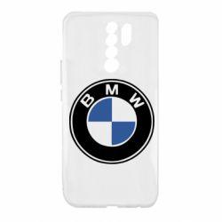 Чехол для Xiaomi Redmi 9 BMW