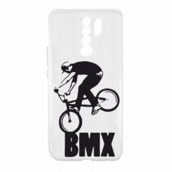 Чохол для Xiaomi Redmi 9 Bmx Boy