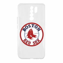 Чохол для Xiaomi Redmi 9 Boston Red Sox
