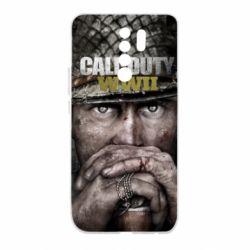 Чехол для Xiaomi Redmi 9 Call of Duty WWII